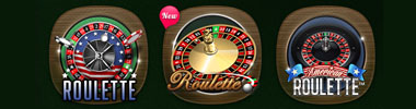 Roulette games at 888casino