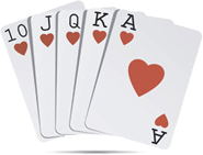 Casino cards & games
